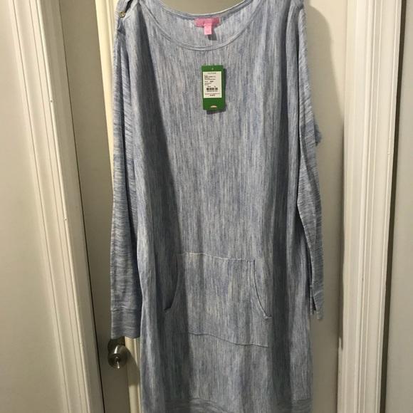 001decc7c1 Lilly Pulitzer Size XL Jupiter Sweater Dress